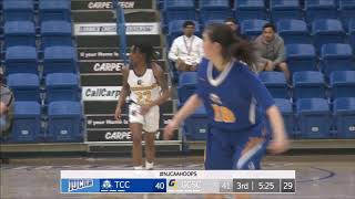 #TCCBasketball vs. Gulf Coast State Highlights (courtesy of NJCAA TV)