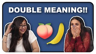 Indians React To Dirty Double Meaning Old Bollywood Songs \u0026 Dialogues | IndieTakess