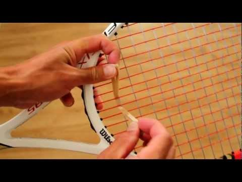 How To Tie A Rubber Band Dampener
