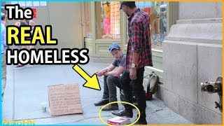 The REAL Homeless Experiment (Social Experiment)