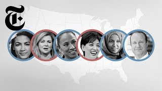 2018 Midterms: Meet the History Makers  | NYT News