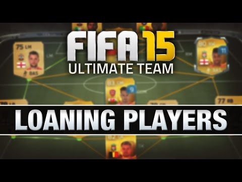 LET'S PLAY FIFA 15 - #4 'LOANING PLAYERS!' - FIFA 15 ULTIMATE TEAM RTG