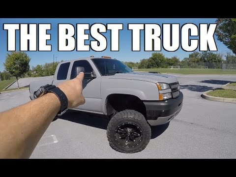 Here's Why A Duramax Is The BEST Truck Money Can Buy...