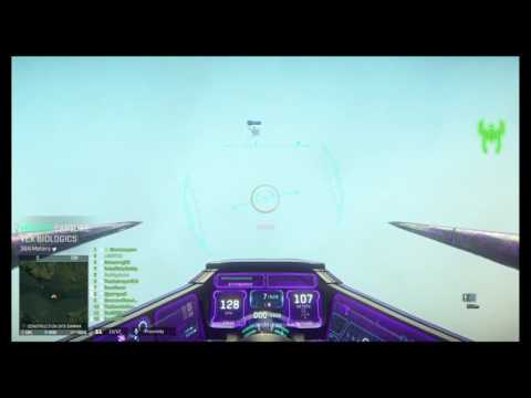 Learning how to fly/dogfight in Planetside 2 (PS4)