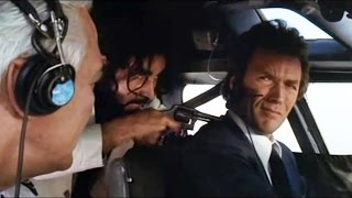 """Dirty Harry """"Excuse me captain, can you fly?"""""""