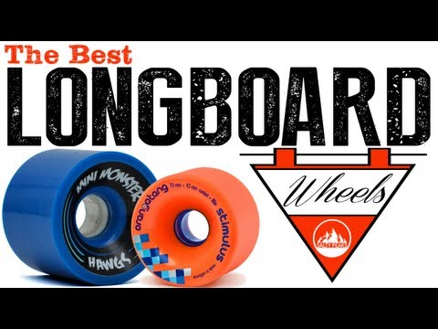 The Best Longboard Wheels for your needs