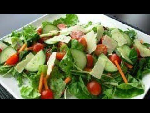 Veg Salad I Vegetable Salad