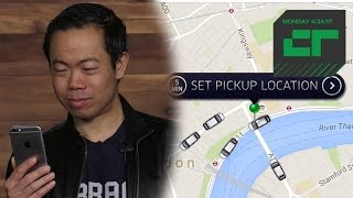 Uber Responds to iPhone Tracking Report | Crunch Report