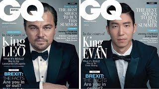 Korean Men Re-Create GQ Magazine Covers