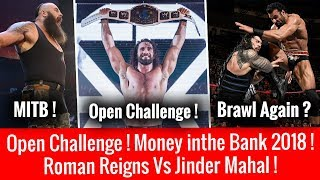 WWE Raw 21 May 2018 Highlights ! Brawl Again? Open Challenge ! Money inthe Bank 2018 ! Raw 5/21/2018