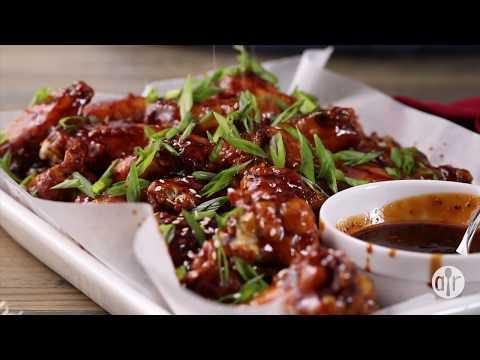 How to Make Korean Hot Wings | Appetizer Recipes | Allrecipes.com