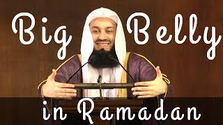 Big Belly and Samosas | [Etiquettes of Eating in Ramadan] | Mufti Menk