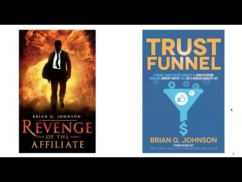 Live Trust Funnel Training with Brian G  Johnson - Webinar Replay