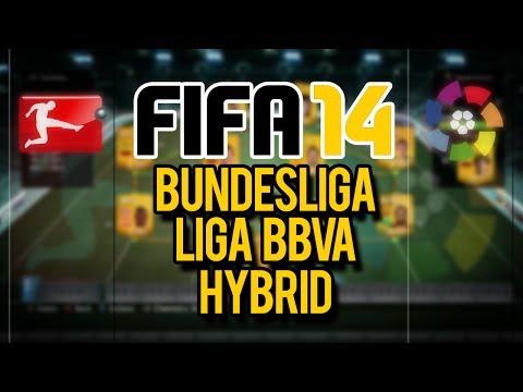 FIFA 14: My LIGA BBVA / BUNDESLIGA Hybrid Squad | Improvements!!