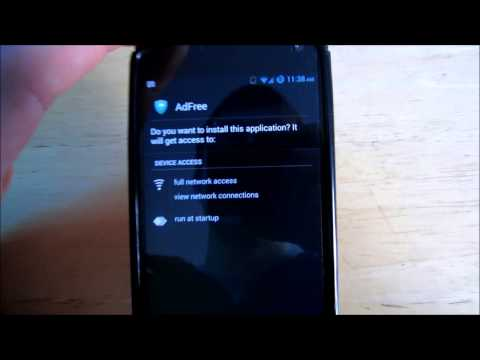 How to Remove All Advertisements on Android Devices!