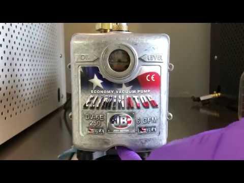 How To Clean JB Eliminator Vacuum Pump