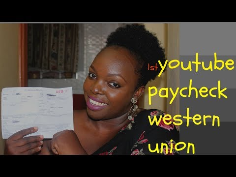 MY FIRST YOUTUBE PAY CHECK & HOW I RECEIVED MY MONEY IN AFRICA 2017 KENYAN YOUTUBER |KEMUNTO BEAR