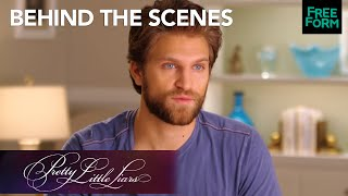 Pretty Little Liars | Keegan Allen Thank You | Freeform