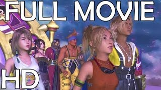 Download Final Fantasy X HD Remaster - The Movie - Marathon Edition (All Cutscenes/Story) Video