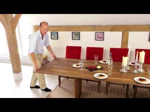 Walnut Extending Table