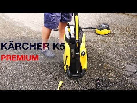 Karcher K5 Premium full control - The best pressure washer around?