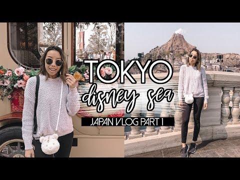 Tokyo Travel Guide: Disney Sea, Tsukiji Fish Market, Shinjuku | Japan Travel Vlog Part 1