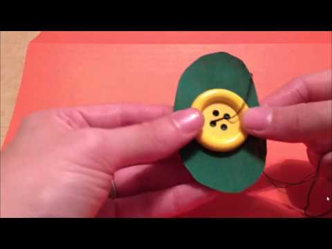 11 Sewing a Button