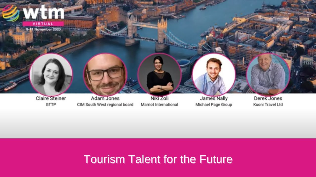 Tourism Talent for the Future
