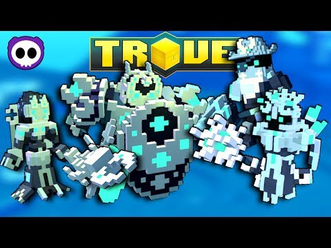 EVERY DESPOILED DIVINITY COSTUME IN TROVE! | All Eclipse Divinity Costumes