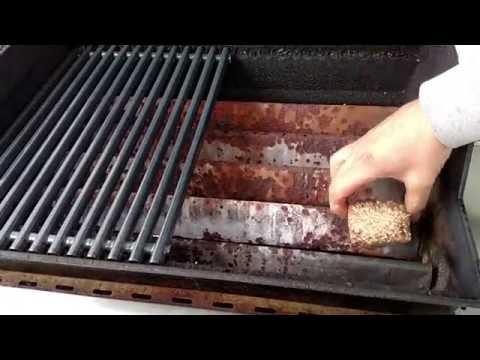 #mojobricks gas grill 15lbs prime rib