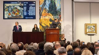 Live Stream  Impressionist And Modern Art Evening Sale  13 May 2019  Christies