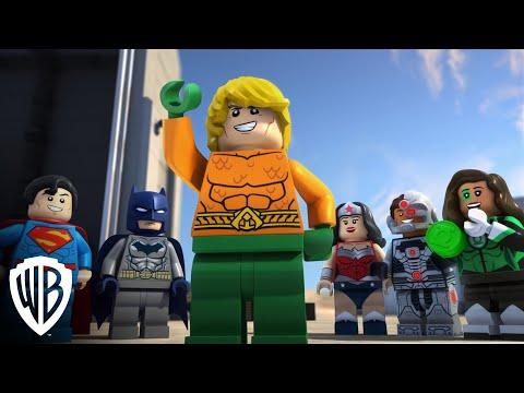 LEGO DC Comics Super Heroes: Aquaman - Rage of Atlantis - Trailer