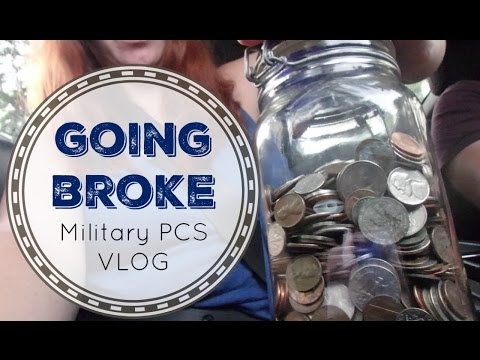 GOING BROKE | Military PCS Move | Hawaii