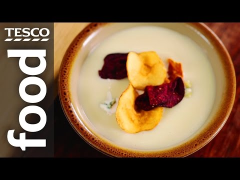 How to Make Stilton and Parsnip Soup | Tesco Food