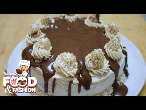 Mocha Cake || Coffee Cake || Mocha Chiffon Cake || Mocha Cake Recipe