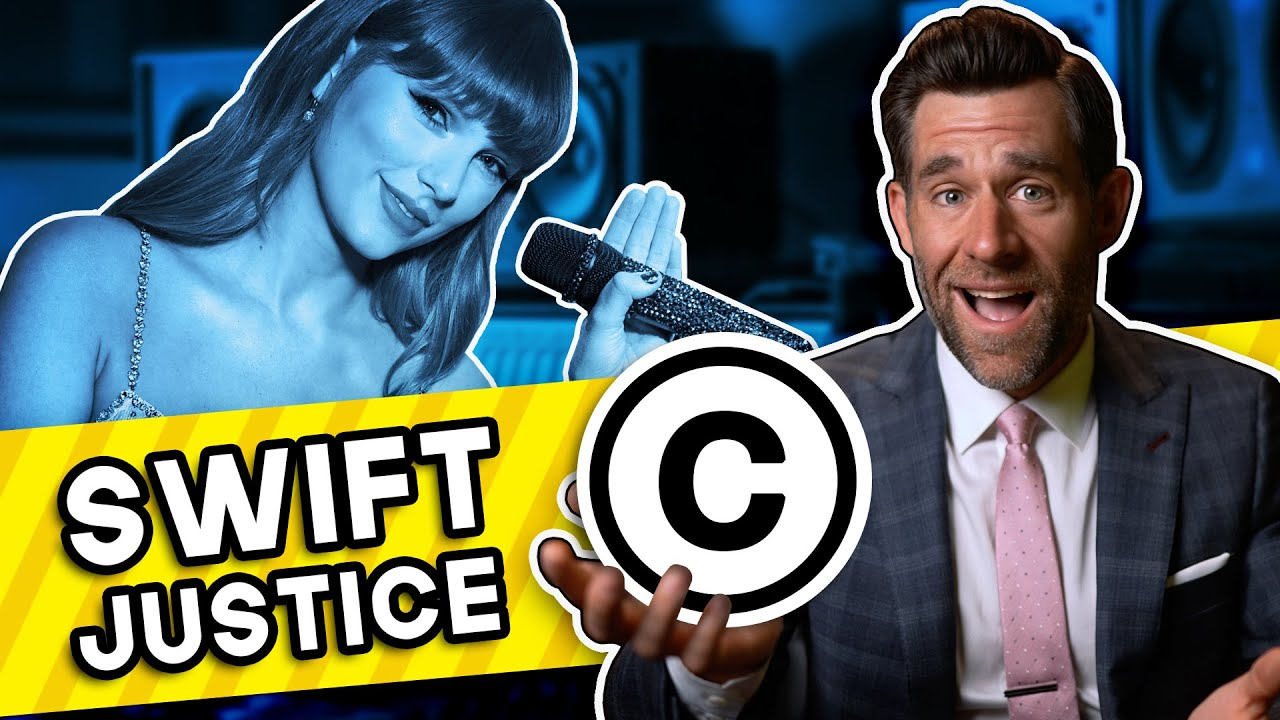 How Taylor Swift (Legally) Changed Music Forever ft. Rick Beato