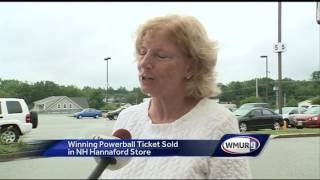 Powerball Jackpot Winning Ticket Sold In New Hampshire