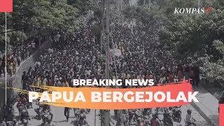 BREAKING NEWS - Papua Bergejolak