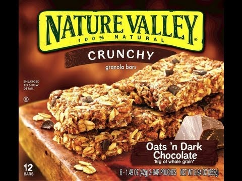 Nature Valley Oats and Dark Chocolate Crunchy Granola Bars, 8.94oz Box (Pack of 4) Review