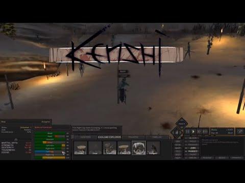 Kenshi Tutorials - Cybernetics and Limb Removal