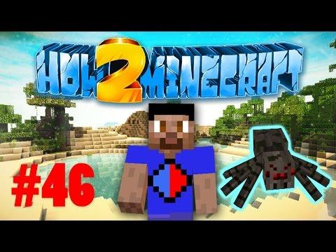 Minecraft SMP HOW TO MINECRAFT S2 #46 'SPIDER GRINDER!' with Vikkstar
