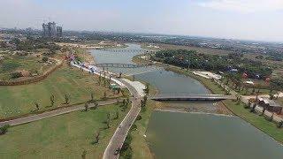 Lokasi proyek pembangunan MEIKARTA kota baru saingan JAKARTA