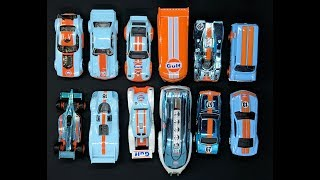 Lamley Saturday Showcase: Hot Wheels Gulf Racing Models