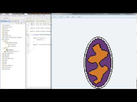 Java 2D Graphics - Drawing Images: Episode 5