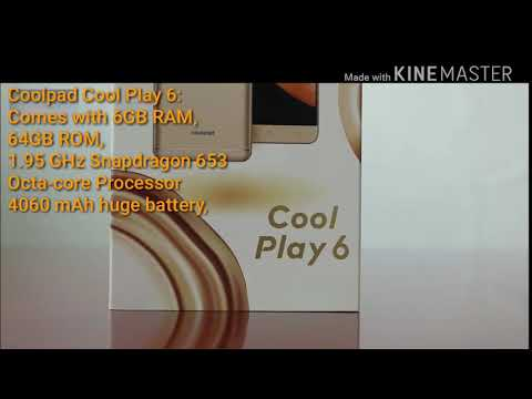 Coolpad Cool play 6 || Review ||