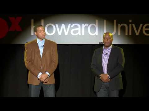TEDx Startups as a Way to Recovery | Grant Warner & Legand Burge | TEDxHowardUniversity