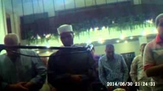 تلاوة من صلاة التراويح ـ القارئ الشيخ/ أحمد تميم