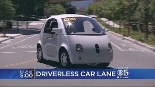 San Jose Mayor Considers Self-Driving Cars For Airport Service