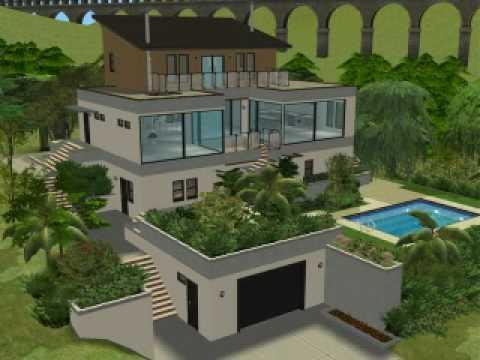 Sims2 Unlocked Houses
