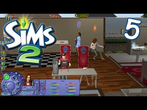 The Sims 2 Part 5 - Fancy Party